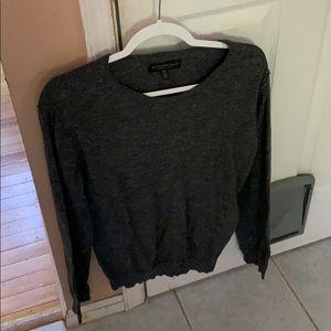 Men's Dark Gray Aeropostale Sweater Size Medium